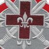 67th Medical Battalion Patch | Center Detail