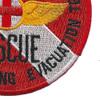 CG SAR Sarwet Sea Air Rotary Wing Evac Team Diver Patch | Lower Right Quadrant