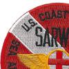 CG SAR Sarwet Sea Air Rotary Wing Evac Team Diver Patch | Upper Left Quadrant