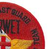 CG SAR Sarwet Sea Air Rotary Wing Evac Team Diver Patch | Upper Right Quadrant