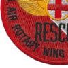 CG SAR Sarwet Sea Air Rotary Wing Evac Team Diver Patch | Lower Left Quadrant