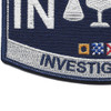 CG-Investigator Patch | Lower Left Quadrant