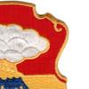 67th Armor Cavalry Regiment Patch   Upper Right Quadrant