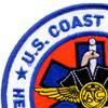 CG Helicopter Rescue Swimmer Patch | Upper Left Quadrant