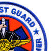 CG Helicopter Rescue Swimmer Patch | Upper Right Quadrant