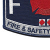 CG-Fire & Safety Specialist Patch | Lower Left Quadrant
