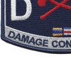 CG-Engneering Rating Damage Controlman Patch | Lower Left Quadrant
