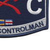 CG-Engneering Rating Damage Controlman Patch | Lower Right Quadrant