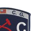 CG-Engneering Rating Damage Controlman Patch | Upper Right Quadrant