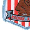 C.G. Air Station Kodiak, Alaska Patch | Lower Left Quadrant