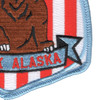 C.G. Air Station Kodiak, Alaska Patch | Lower Right Quadrant