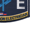 CE Construction Rating Construction Electrician Patch | Lower Right Quadrant