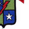 C Company 75th Airborne Ranger Regiment Patch   Lower Right Quadrant