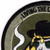 C Company 2nd Battalion 227th Aviation Attack Recon Regiment Patch | Upper Left Quadrant