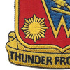 674th Airborne Field Artillery Battalion Patch - B Version | Lower Left Quadrant