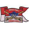 Cavalry Guide On Once Cav...Always Cav Flag Patch