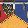 66th Inf/Armored Cavalry Regiment Patch   Center Detail