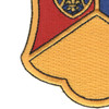 66th Inf/Armored Cavalry Regiment Patch   Lower Left Quadrant