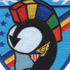 Carrier Air Wing-19 Patch | Center Detail