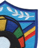 Carrier Air Wing-19 Patch   Upper Right Quadrant