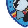 Carrier Air Wing-19 Patch   Lower Left Quadrant
