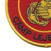 Camp LeJeune North Carolina Patch | Lower Left Quadrant
