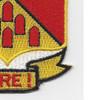 66th Field Artillery Battalion Patch | Lower Right Quadrant