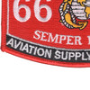 6672 Aviation Supply Specialist MOS Patch | Lower Left Quadrant