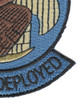 67th SOS Special Operations Squadron Patch Combat Shadow | Lower Right Quadrant