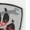 D Company 1-501st ARB Aviation Patch Hook And Loop   Upper Right Quadrant