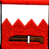 65th Engineer Battalion Patch | Center Detail