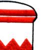 65th Engineer Battalion Patch | Upper Right Quadrant