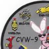 CVN-70 Carl Vinson Cvw-9 Patch Westpac 2003 | Upper Left Quadrant