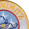 CVN-68 USS Nimitz Patch - Version N   Upper Right Quadrant