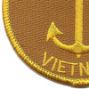 Brown Water Navy Vietnam Patch | Lower Left Quadrant