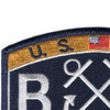 BM Boatswain's Mate Rating Patch | Upper Left Quadrant