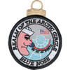 Blue Nose Arctic Circle Christmas Tree Ornament