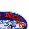 Blue Nose 66.5 Degrees N. Latitude Patch | Upper Right Quadrant