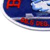 Blue Nose 66.5 Degrees N. Latitude Patch | Lower Left Quadrant