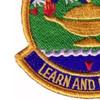 66th Training Squadron S.E.R.E School Patch   Lower Left Quadrant