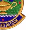 66th Training Squadron S.E.R.E School Patch   Lower Right Quadrant