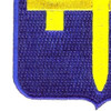 64th Infantry Regiment Patch | Lower Left Quadrant