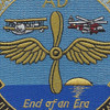 Aviation Machinist's Mate 1934-1998 Patch | Center Detail