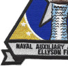 Auxiliary Air Station Ellyson Field Patch | Lower Left Quadrant