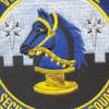 66th Security Forces Squadron Patch   Center Detail