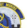 66th Security Forces Squadron Patch   Upper Right Quadrant