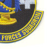 66th Security Forces Squadron Patch   Lower Right Quadrant