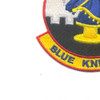 66th Security Forces Squadron Patch - Blue Knights | Lower Left Quadrant