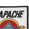ATF-67 USS Apache Patch   Upper Right Quadrant