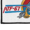 ATF-67 USS Apache Patch   Lower Left Quadrant